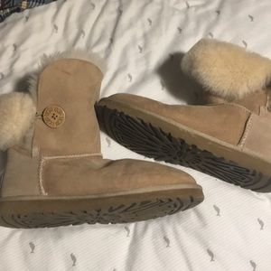 UGG Bailey button women's boots